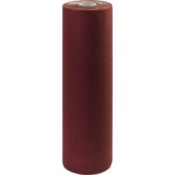 Р240, 800 мм рулон шлифовальный, на тканевой основе, водостойкий, 30 м, ЗУБР Профессионал / 35501-240